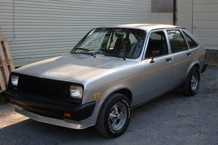 Another 1gump 1986 Chevrolet Chevette post... - 10074959