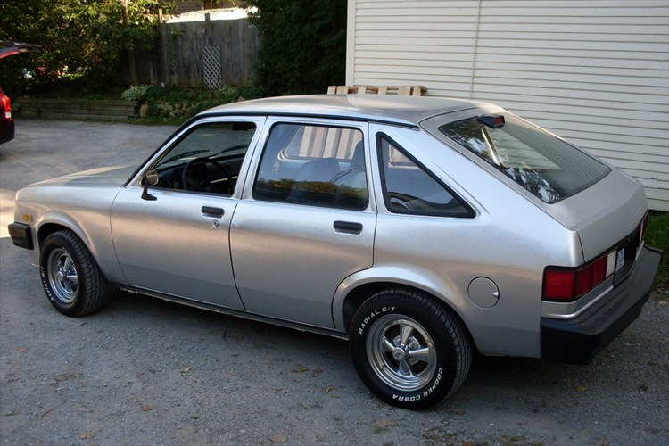 Another 1gump 1986 Chevrolet Chevette post... - 10074961