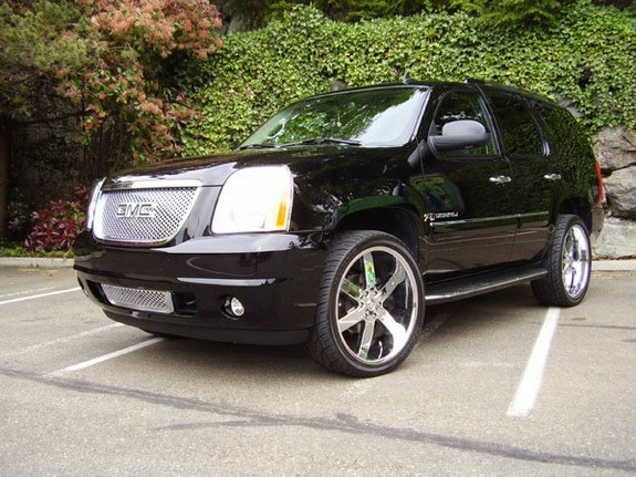 Another PatrykKoul 2007 GMC Yukon Denali post... - 10042170