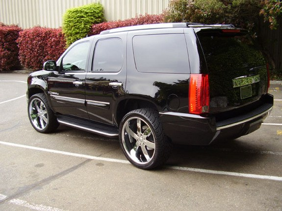 Large on 2007 Gmc Envoy Rims
