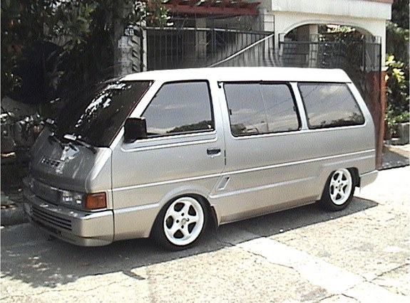Wendz71 1993 Nissan Vanette Specs Photos Modification