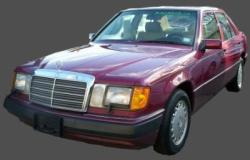 JTNdriver17s 1992 Mercedes-Benz 300E