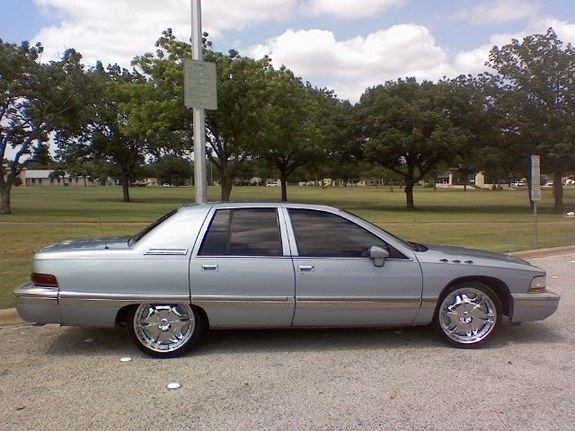 Gato75 1994 Buick Roadmaster Specs Photos Modification