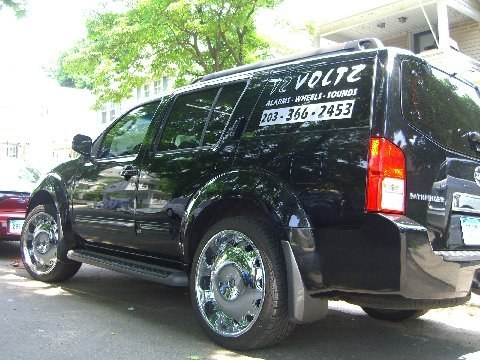 Another 12voltz 2005 Nissan Pathfinder post... - 10045582