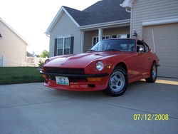 7TCATVERTs 1973 Datsun 240Z