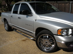 tksouth1s 2003 Dodge Ram 1500 Quad Cab
