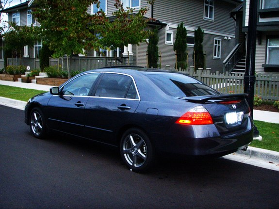 Freesole 2007 Honda Accord Specs Photos Modification
