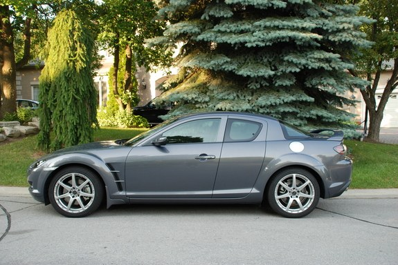 ericsdoel 2007 mazda rx 8 specs photos modification info. Black Bedroom Furniture Sets. Home Design Ideas