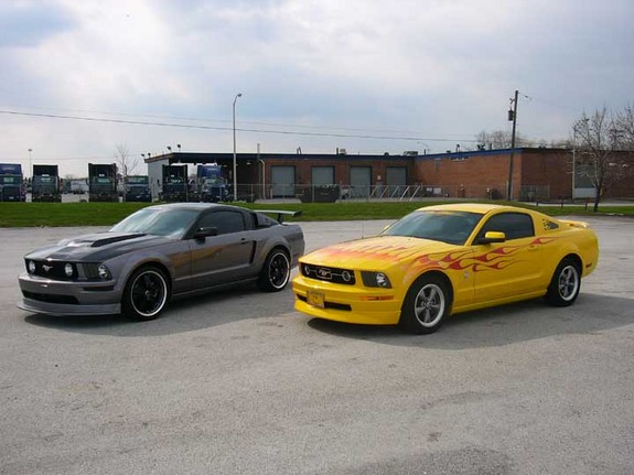 KiddZX2 2006 Ford Mustang 10051038