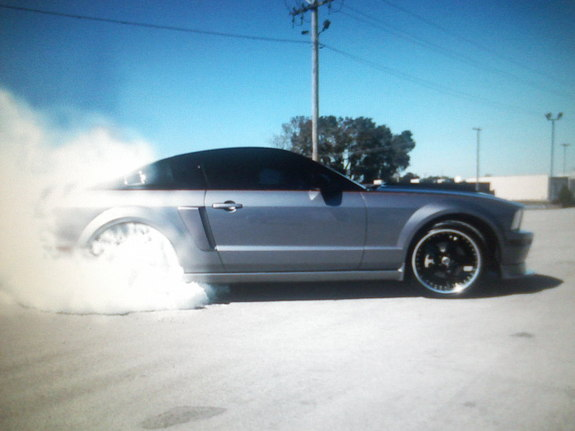 KiddZX2 2006 Ford Mustang 10051041