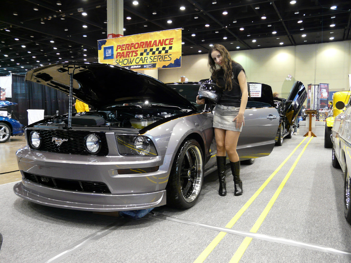 KiddZX2's 2006 Ford Mustang