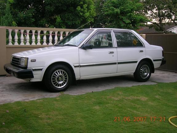 Another noxferatu 1983 Nissan Sunny post... - 10371696