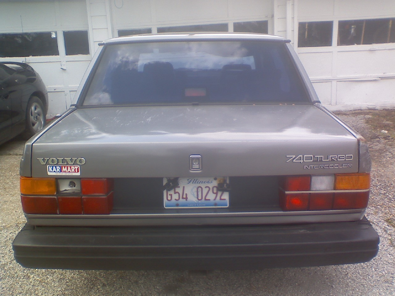 Another c0mt3k 1987 Volvo 700-Series post... - 10051986