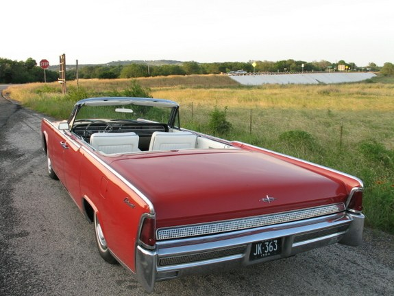 rogala 1964 lincoln continental 39 s photo gallery at cardomain. Black Bedroom Furniture Sets. Home Design Ideas