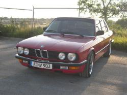 grsmonkeys 1985 BMW 5 Series