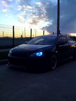 blktc05s 2005 Scion tC