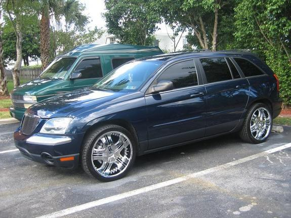 phillypharm's 2005 Chrysler Pacifica