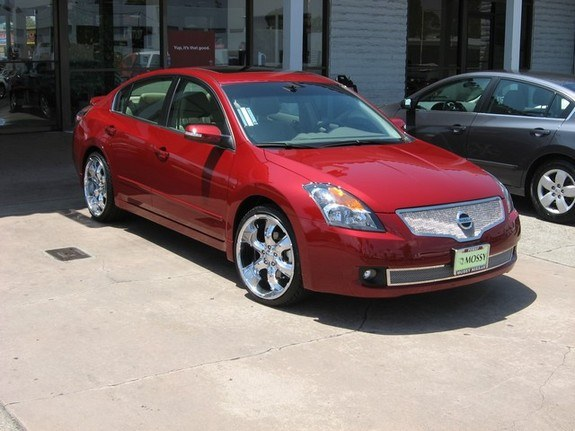 Ecko114 2007 Nissan Altima Specs Photos Modification