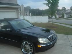tjodens 2000 Mercedes-Benz S-Class