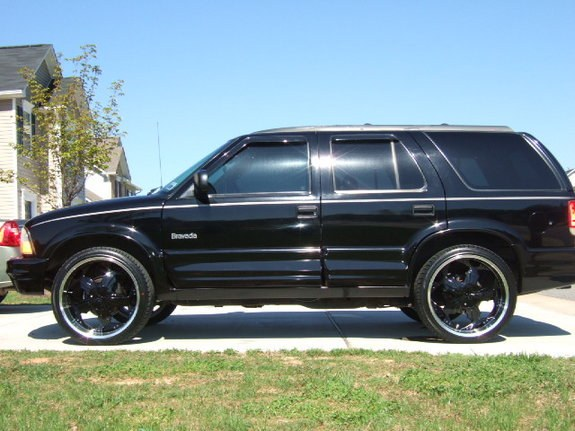 drummaboit 2000 oldsmobile bravada specs photos modification info at cardomain cardomain