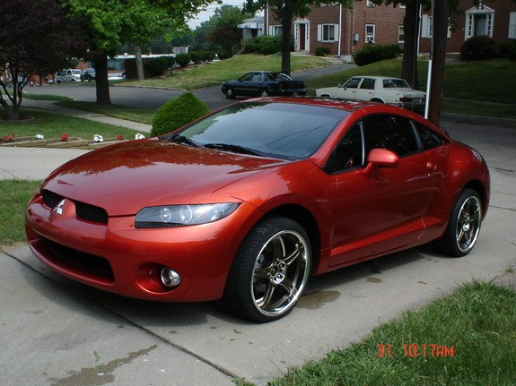ceta135 2007 Mitsubishi Eclipse Specs, Photos, Modification Info at CarDomain