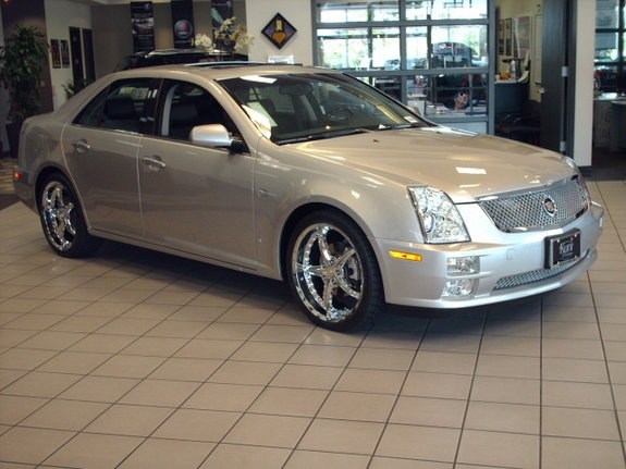 kunicadillac 2007 cadillac sts specs photos modification. Black Bedroom Furniture Sets. Home Design Ideas