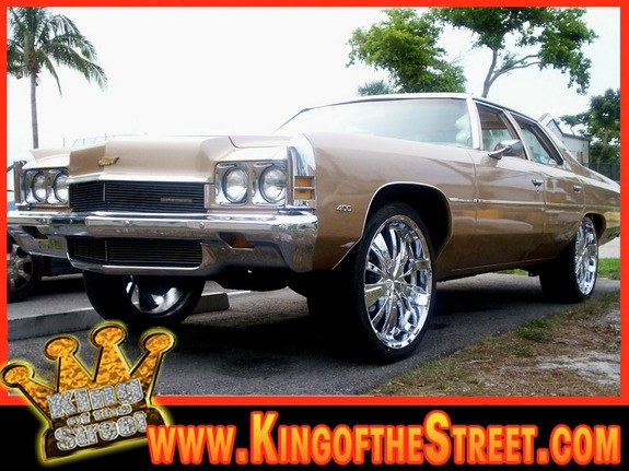 Another nickel9ent 1972 Chevrolet Impala post... - 10064075