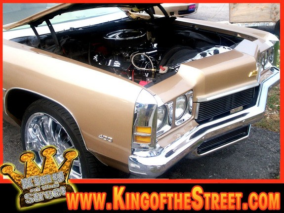 Another nickel9ent 1972 Chevrolet Impala post... - 10064076