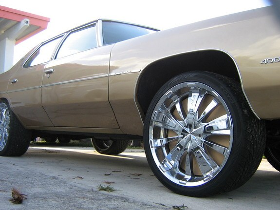 Another nickel9ent 1972 Chevrolet Impala post... - 10064077