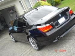 khali_fives 2007 BMW 5 Series