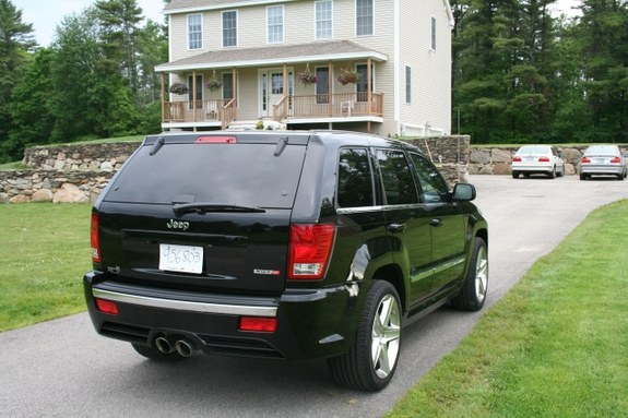 trixedprelude 2007 jeep grand cherokee specs photos modification info at cardomain. Black Bedroom Furniture Sets. Home Design Ideas