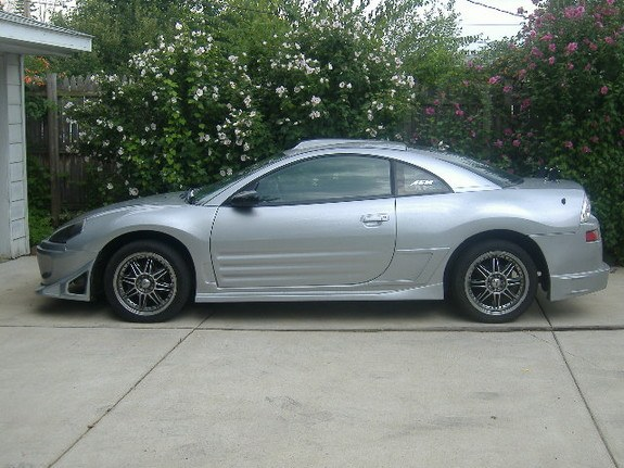 Another 4G64Turbo 2001 Mitsubishi Eclipse post... - 10067130