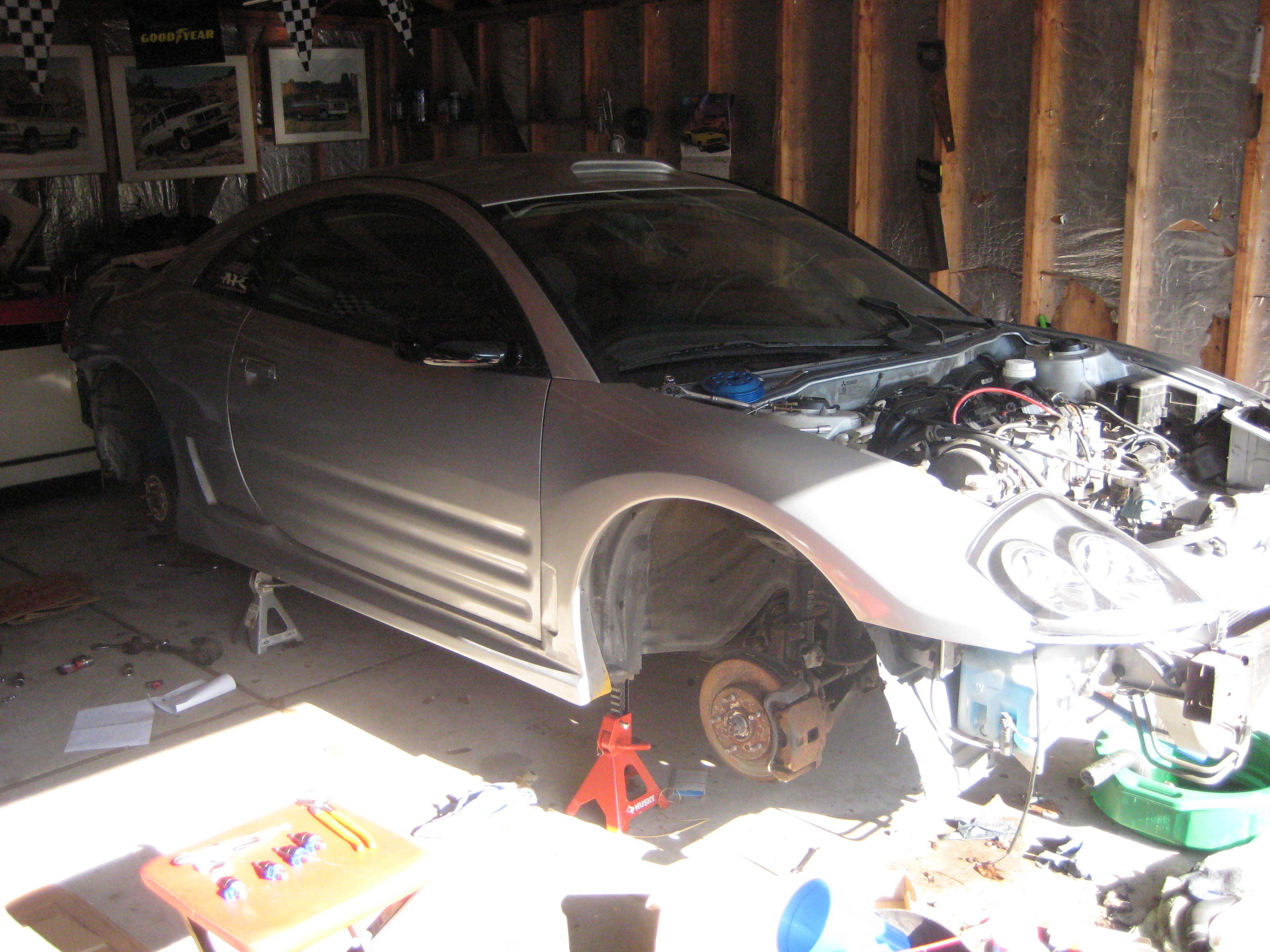 Another 4G64Turbo 2001 Mitsubishi Eclipse post... - 10067186