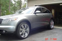 2004QHIPs 2003 Infiniti FX