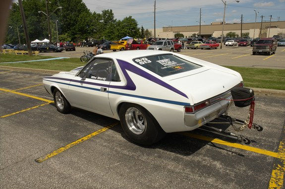Another 9secondamx 1969 AMC AMX post... - 9171608