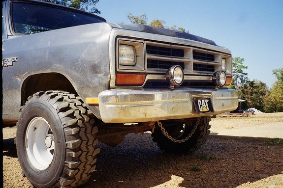Another lectrocrew 1986 Dodge D150 Club Cab post... - 9690285