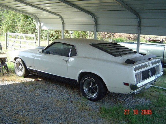 Another aregc 1970 Ford Mustang post... - 10065377