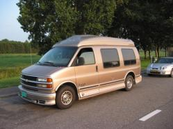 lucmook 1997 Chevrolet Express 1500 Cargo