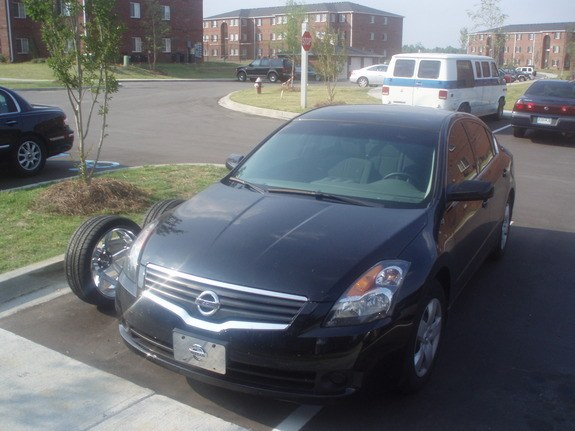 Another infadel973 2007 Nissan Altima post... - 10067022