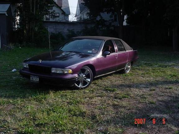 Jdming 1992 Chevrolet Caprice Specs Photos Modification Info At Cardomain