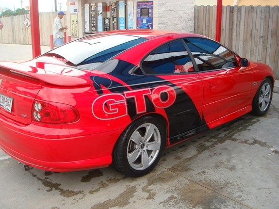 gtols12004 2004 pontiac gto specs photos modification. Black Bedroom Furniture Sets. Home Design Ideas
