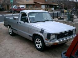 1983 Mazda B-Series Cab Plus