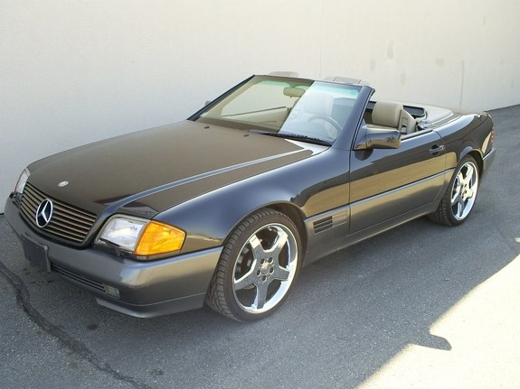 Reason2work 1992 mercedes benz sl class specs photos for 1992 mercedes benz sl500