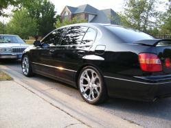MileGS300s 2005 Lexus GS