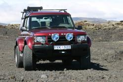 Sigurbjorn 2000 Land Rover Discovery