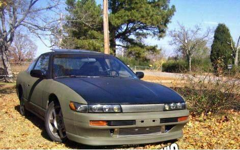 99civicsiracer S 1990 Nissan 240sx In Ft Smith Ar