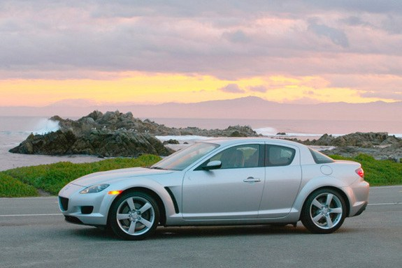 claysipper 2004 mazda rx 8 specs photos modification. Black Bedroom Furniture Sets. Home Design Ideas