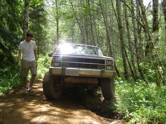 Another rockcrawl87jeep 1987 Jeep Cherokee post...