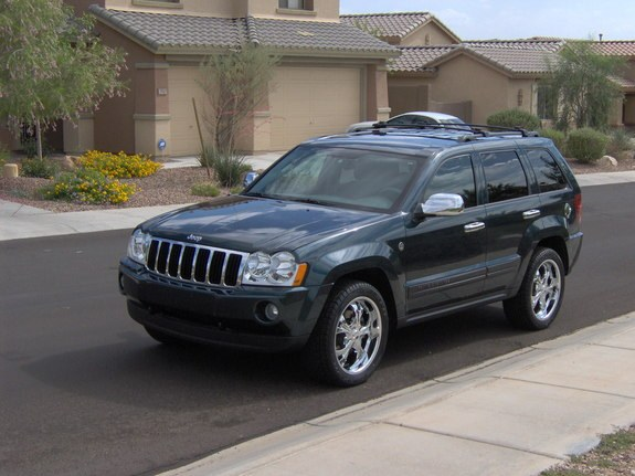 wheeln's 2005 Jeep Grand Cherokee