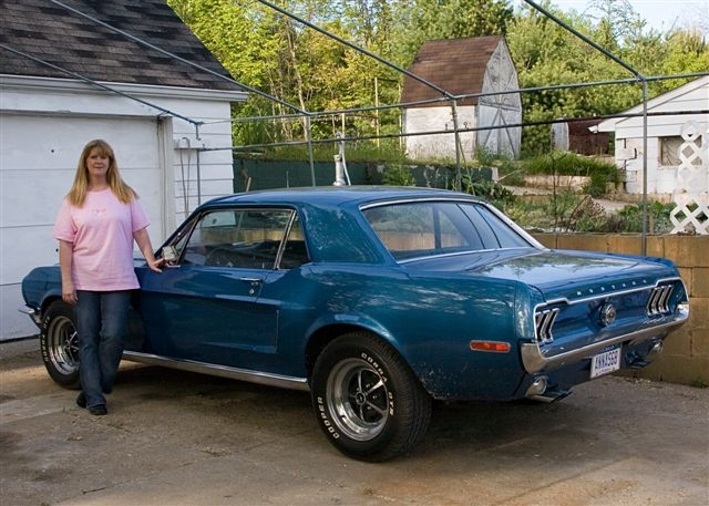 Another zoldcarsntrucks 1968 Ford Mustang post... - 9281480